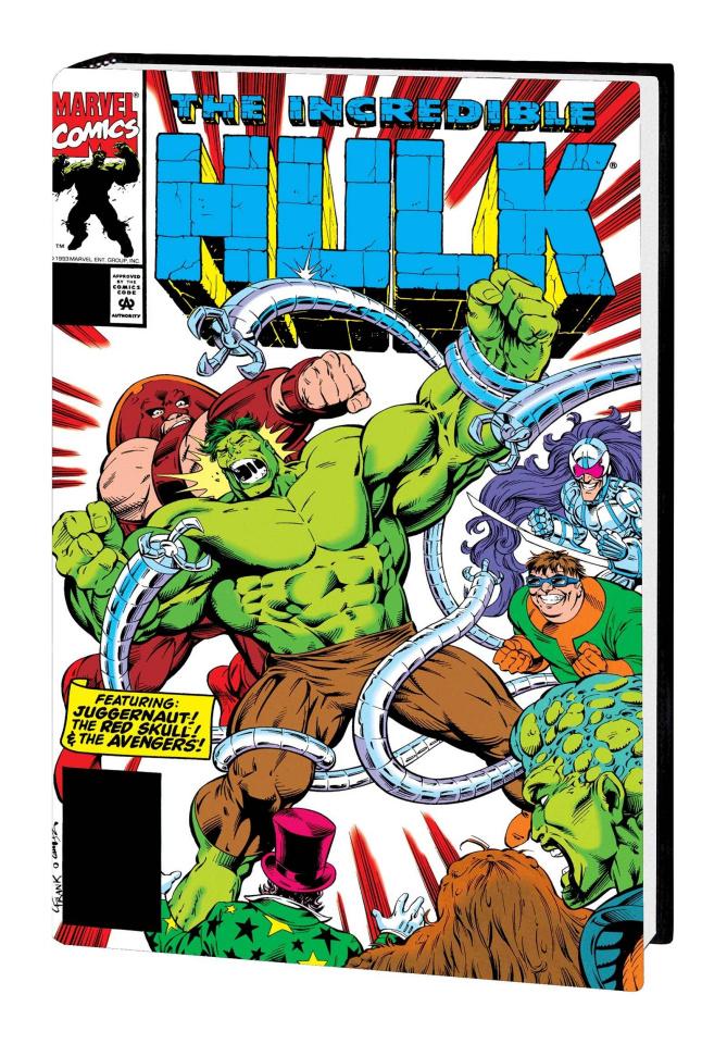 The Incredible Hulk by Peter David Vol. 3 (Omnibus Frank Hulk Cover)
