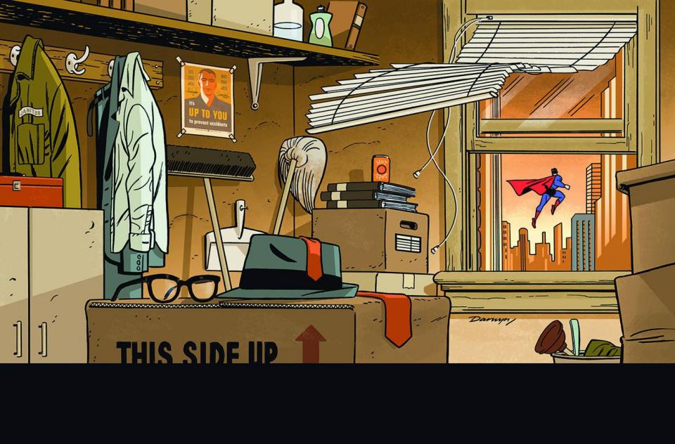 Superman #37 (Darwyn Cooke Cover)