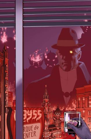 The Phantom Stranger #6