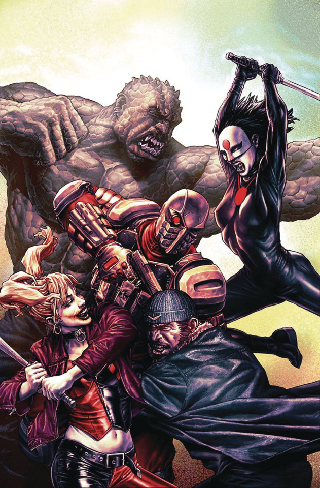 Suicide Squad #10 (Variant Cover)