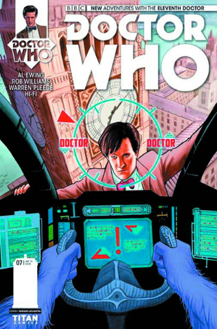 Doctor Who: New Adventures with the Eleventh Doctor #7