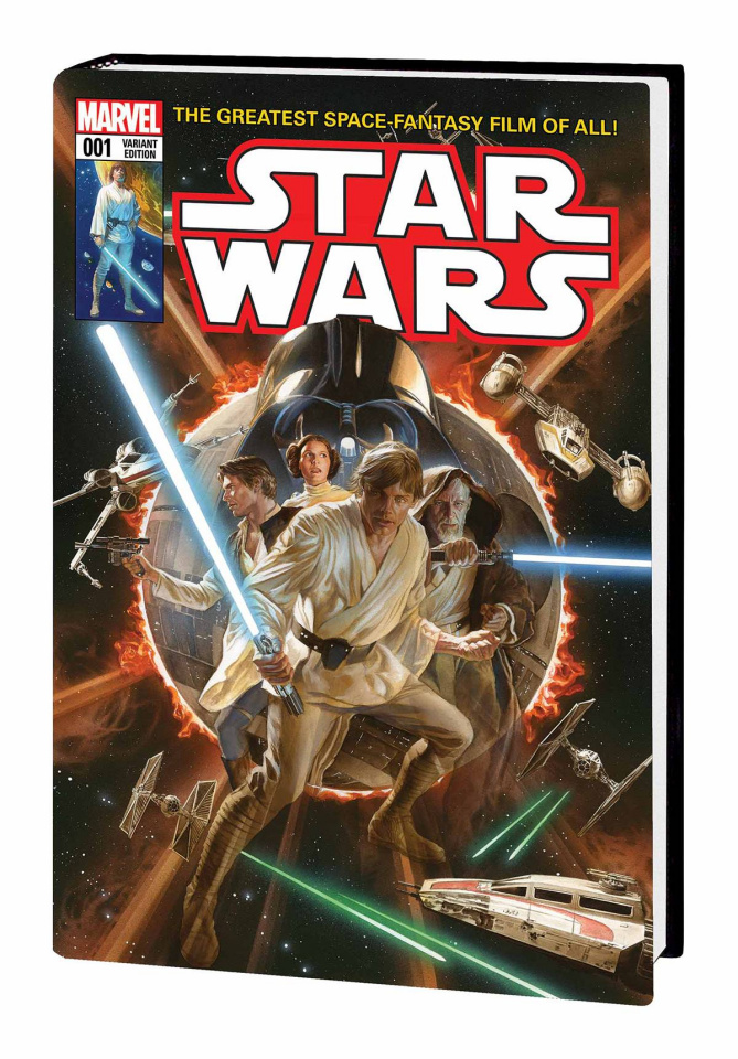 Star Wars: The Marvel Covers Vol. 1 (Ross Cover)