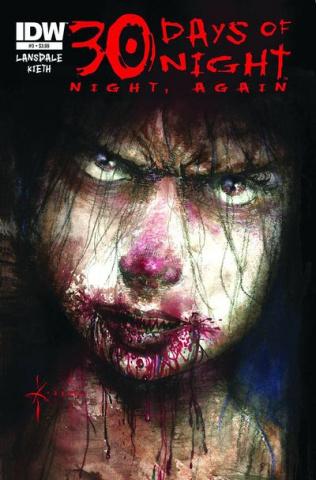30 Days of Night: Night, Again #3