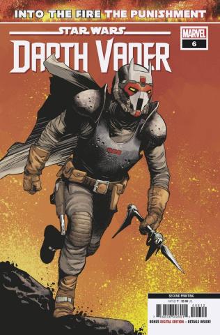 Star Wars: Darth Vader #6 (2nd Printing)