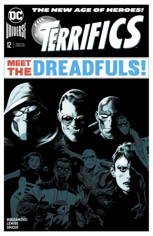 The Terrifics #12