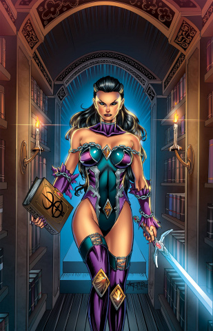 Grimm Fairy Tales #49 (Reyes Cover)