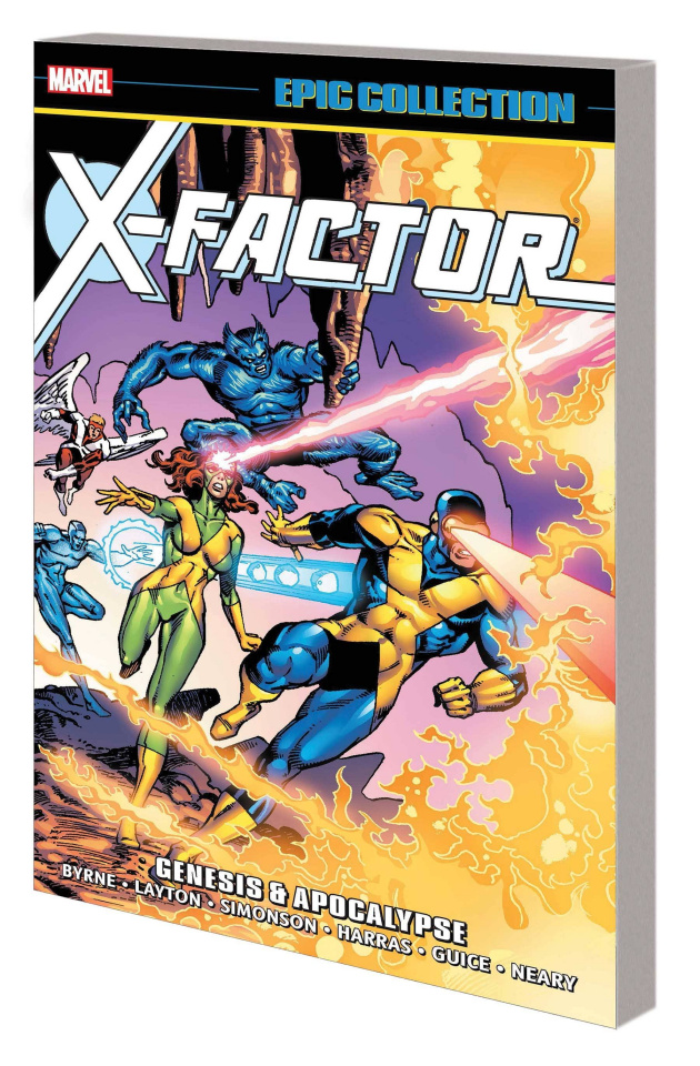 X-Factor: Genesis and Apocalypse (Epic Collection)