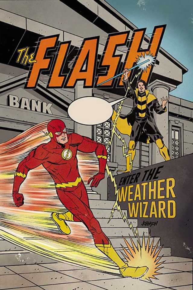 The Flash #14 (Variant Cover)