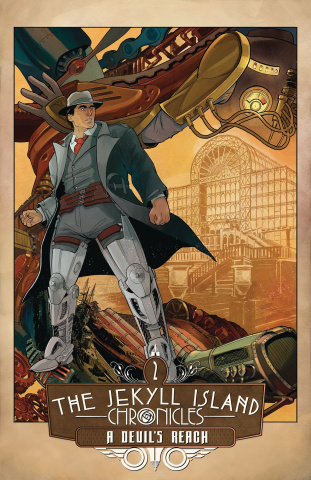The Jekyll Island Chronicles Book 2