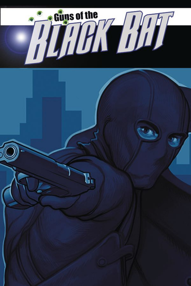 The Guns of the Black Bat #2 (3 Copy Cover)