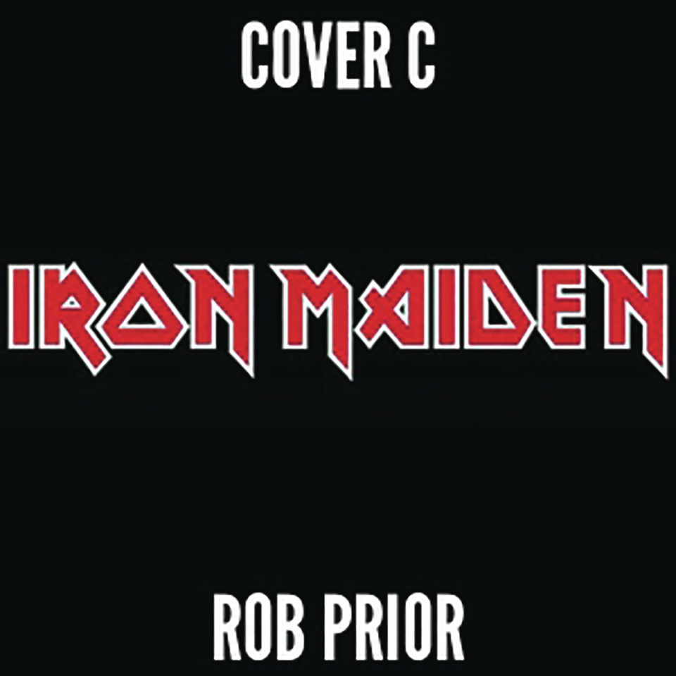 Iron Maiden: Legacy of the Beast #2 (Prior Cover)