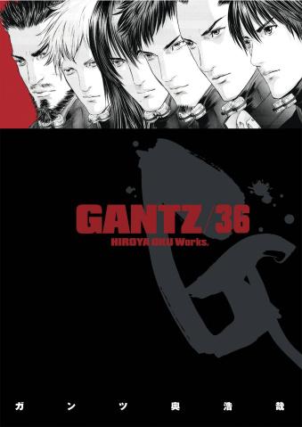 Gantz Vol. 36