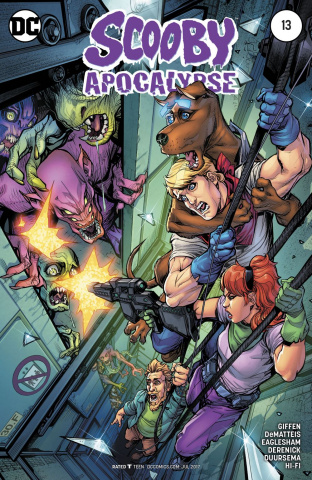 Scooby: Apocalypse #13