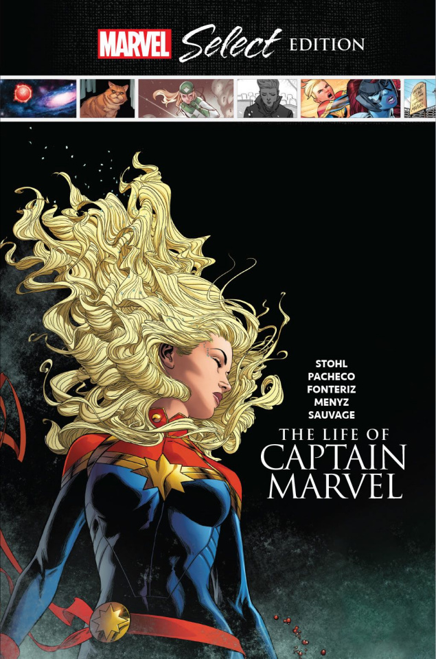 The Life of Captain Marvel (Select Edition)