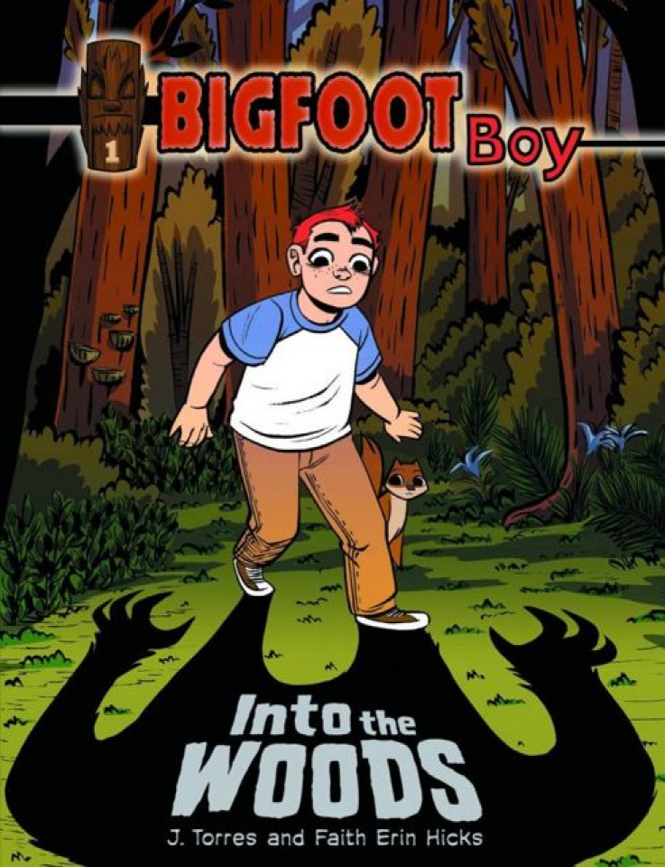 Bigfoot Boy Vol. 1: Into the Woods