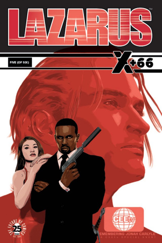 Lazarus: X+66 #5