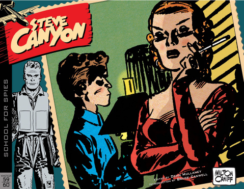 Steve Canyon Vol. 7: 1959-1960