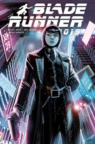 Blade Runner 2019 #4 (Pope Cover)
