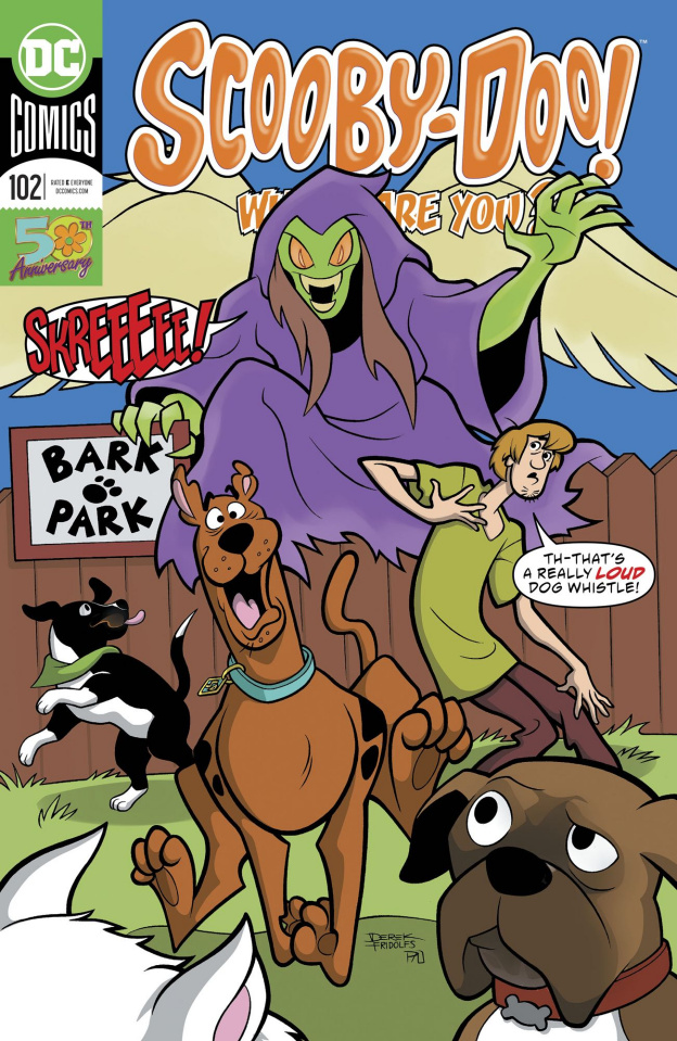 Scooby Doo, Where Are You? #102