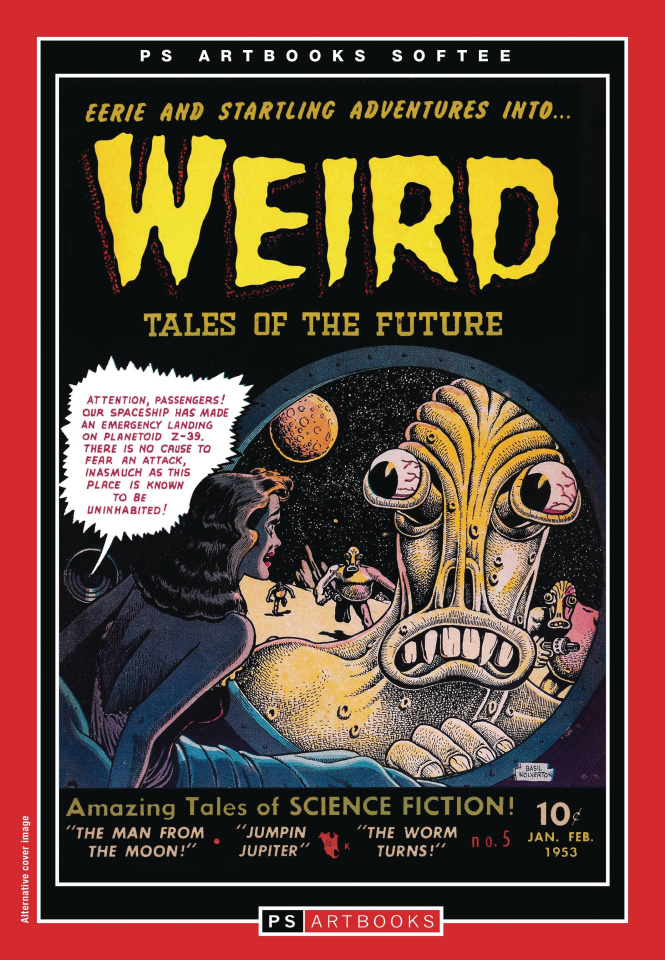 Weird Tales of the Future Vol. 2