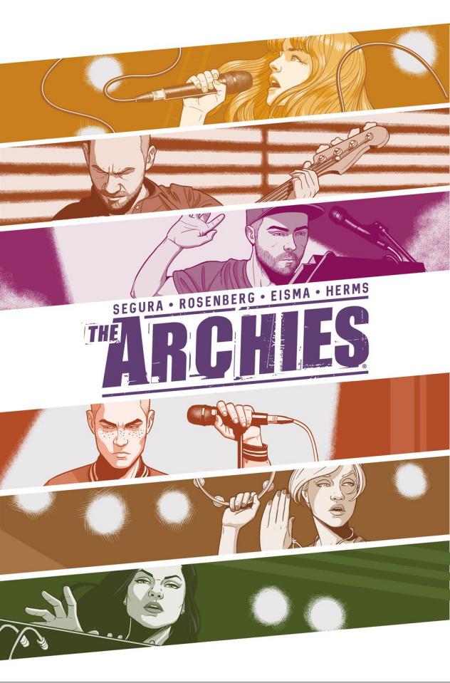 The Archies #3 (McKelvie Cover)
