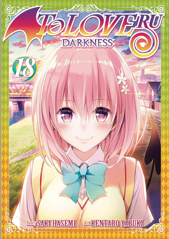 To Love Ru: Darkness Vol. 18