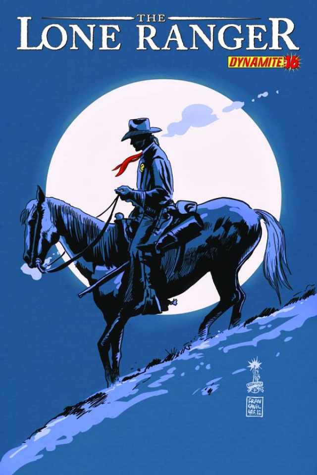 The Lone Ranger #16