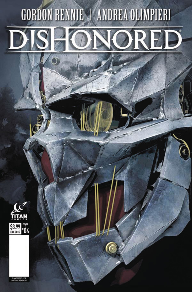 Dishonored #4 (Game Cover)