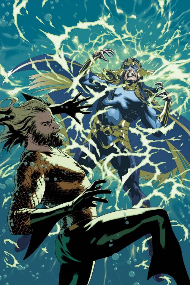 Aquaman #34 (Variant Cover)