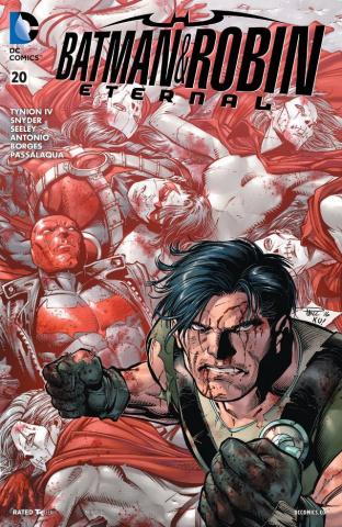 Batman and Robin Eternal #20