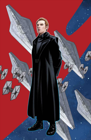 Star Wars: Age of Resistance: General Hux #1 (McKone Puzzle Cover)