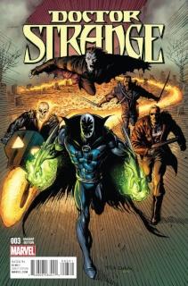 Doctor Strange #3 (Texiera Marvel '92 Cover)
