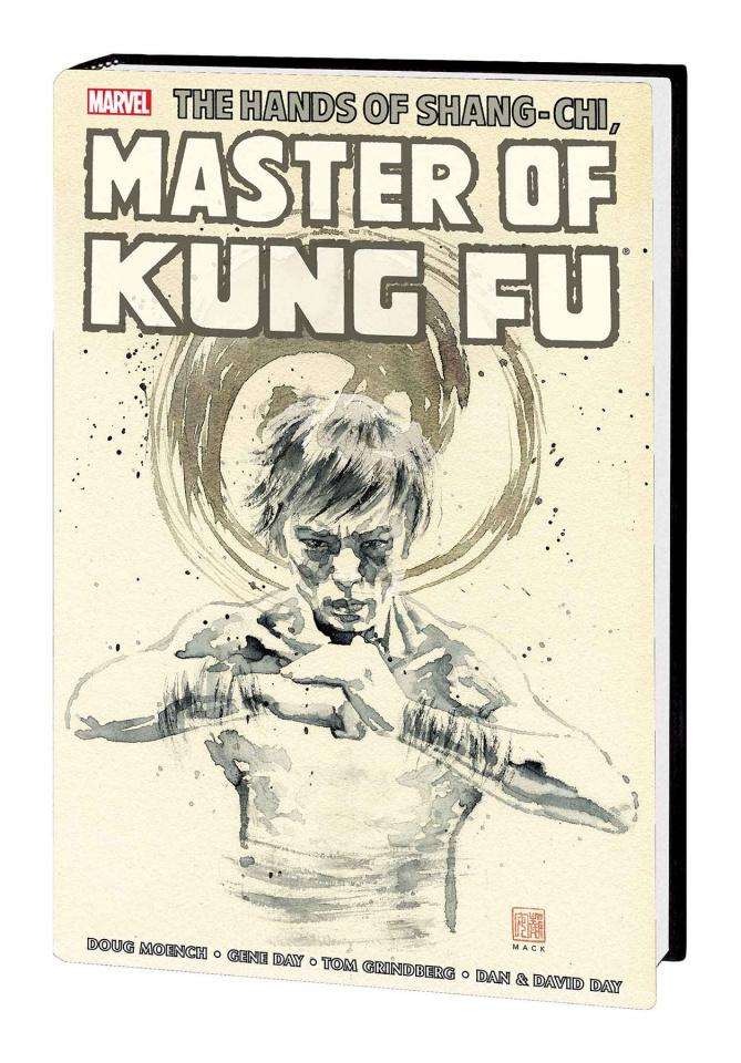 Shang-Chi: Master of Kung Fu Vol. 4 (Omnibus)