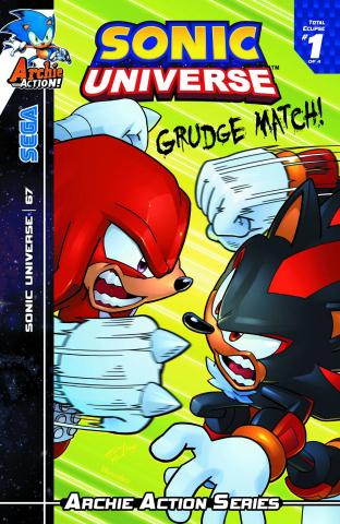 Sonic Universe #67