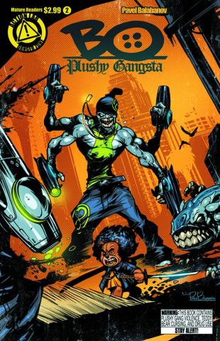 Bo: Plushy Gangsta #2