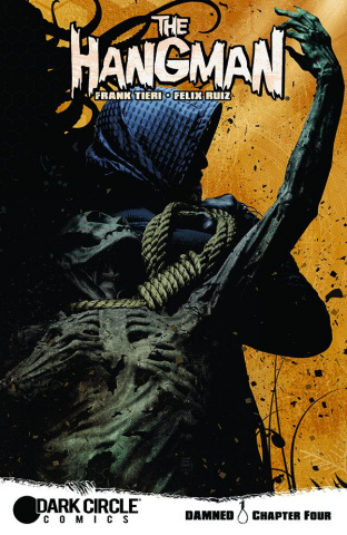 The Hangman #4 (Bradstreet Cover)