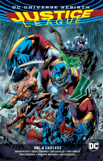 Justice League Vol. 4: Endless (Rebirth)