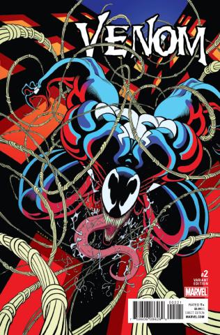 Venom #2 (Moore Cover)