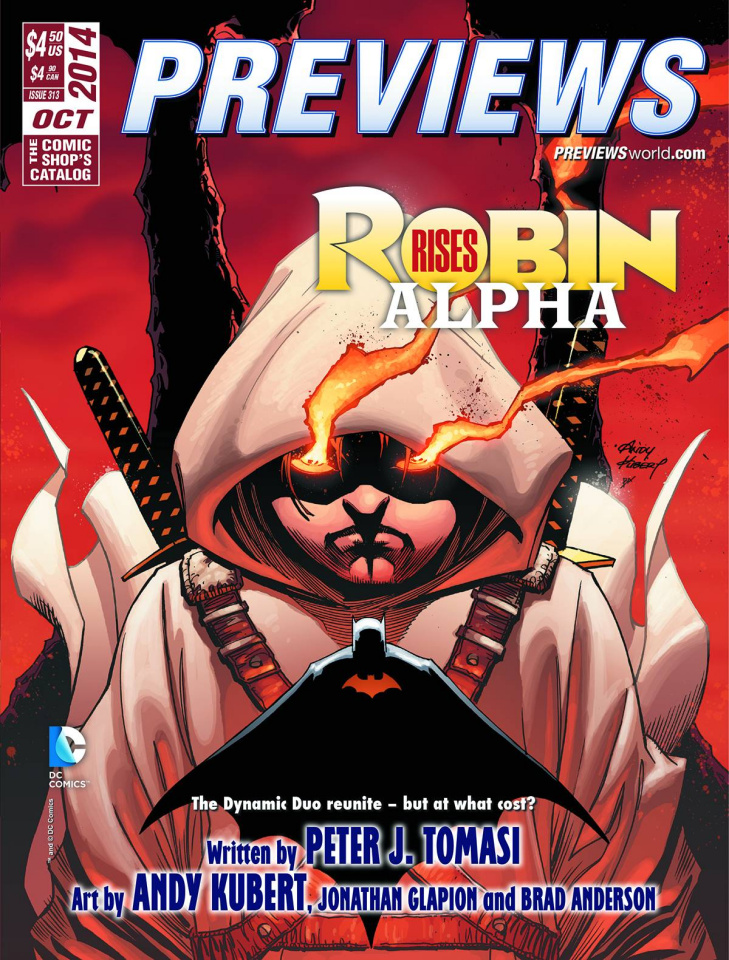 Previews #313: October 2014