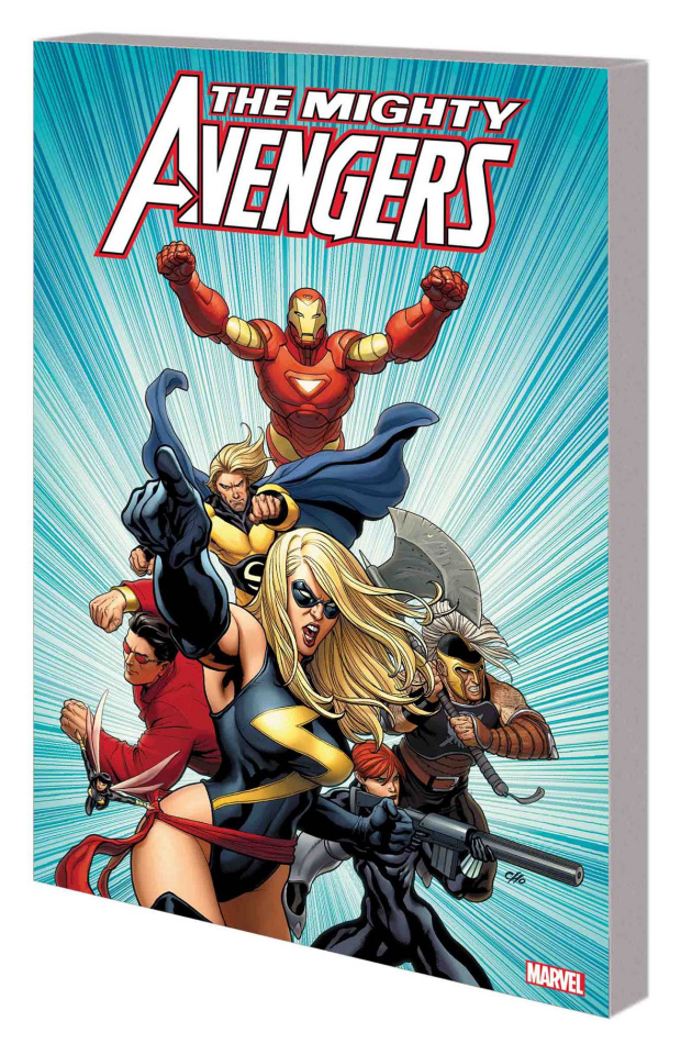 The Mighty Avengers by Bendis