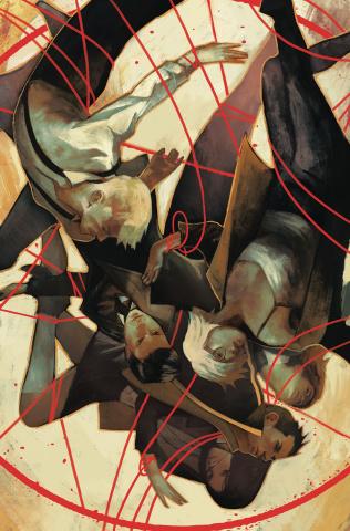 The Magicians #5 (Khalidah Cover)