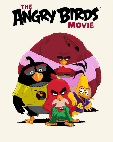 Angry Birds: Big Movie Eggstravaganza