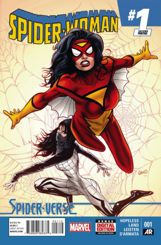 Spider-Woman #1 (2nd Printing)