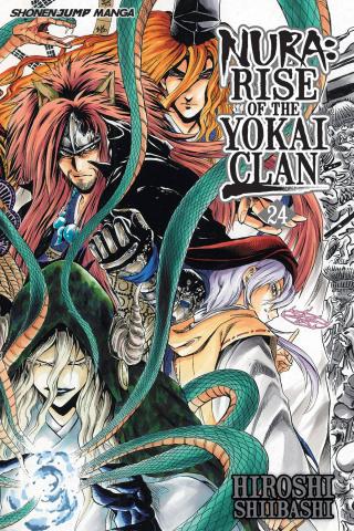Nura: Rise of the Yokai Clan Vol. 24