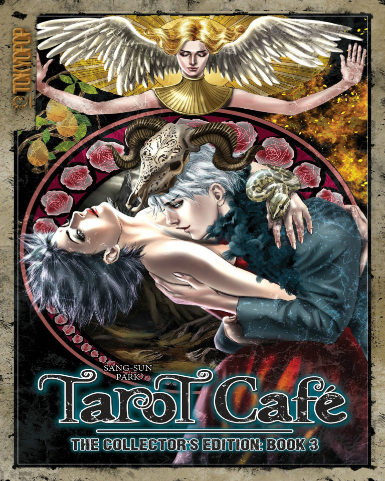 Tarot Cafe Vol. 3 (Manga Collection)