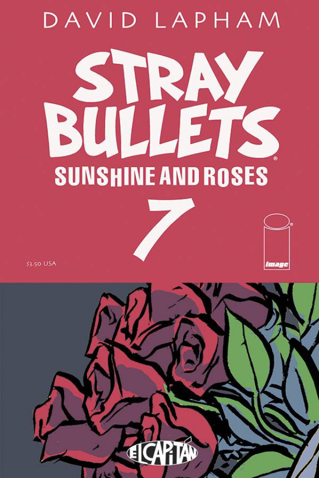 Stray Bullets: Sunshine and Roses #7