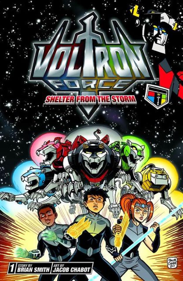 Voltron Force Vol. 1