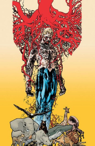 Animal Man #1 (2nd Printing)