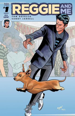 Reggie and Me #1 (Wilfredo Torres Cover)
