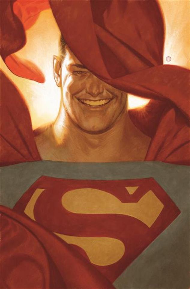 Action Comics #1029 (Julian Totino Tedesco Cover)
